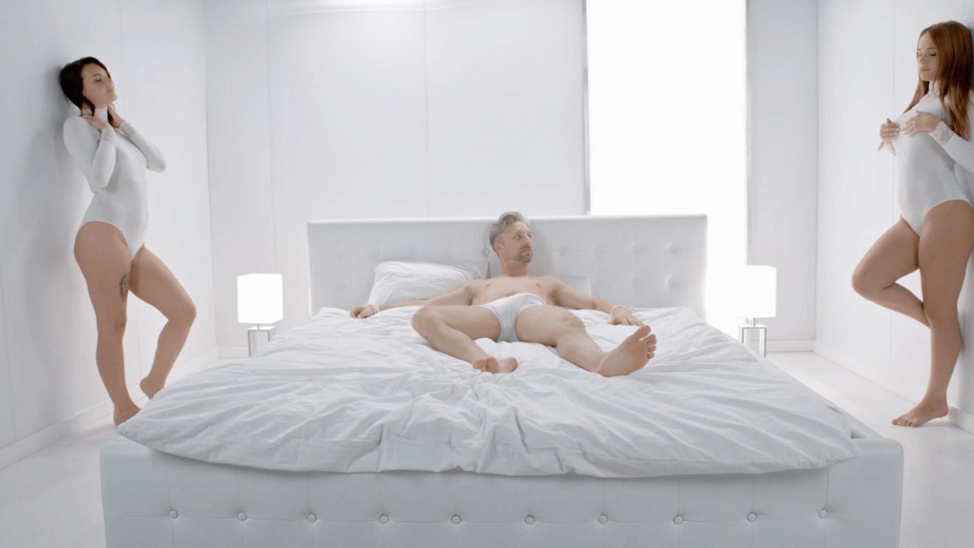 Эротический массаж Двойное наслаждение.